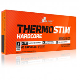 Olimp Thermo Stim Hardcore