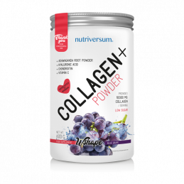Nutriversum WSHAPE Collagen+ 600g