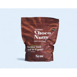 Sync Protéine Végétal 100% BIO 900g